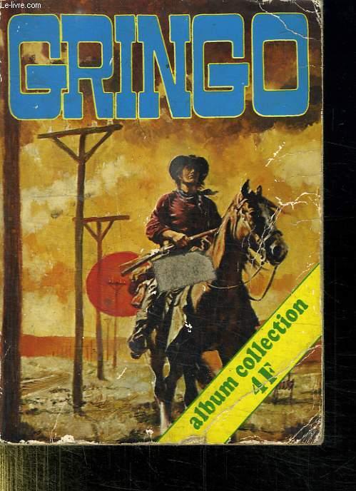 GRINGO. ALBUM COLLECTION. N°31 ET N°32.