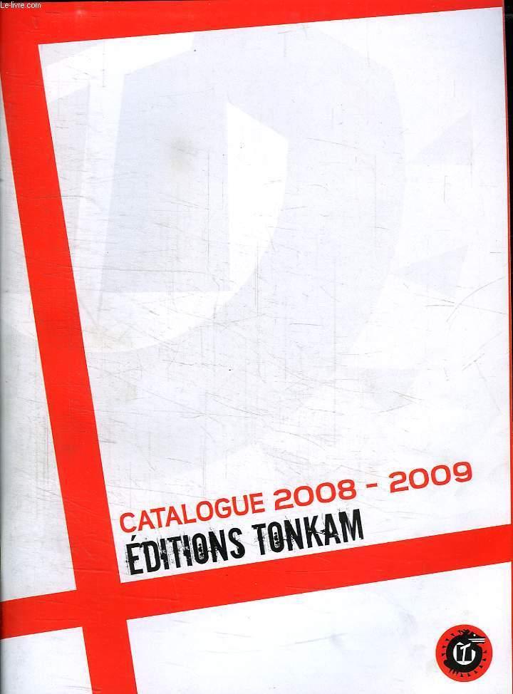 CATALOGUE 2008 - 2009.