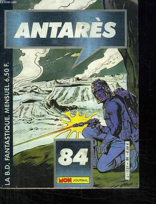 ANTARES N° 84.  L ILE AUX IGUANES.