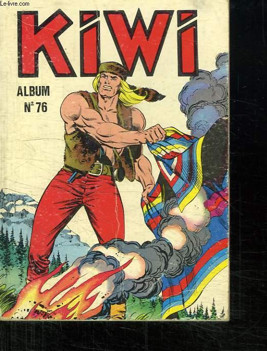 KIWI ALBUM N° 76. DU N° 330 AU N° 339.