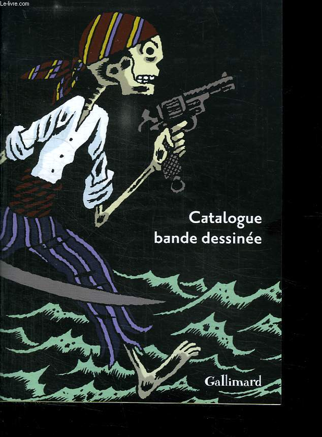 CATALOGUE BANDE DESSINEE.