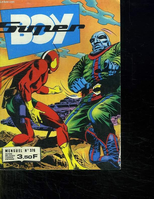 SUPER BOY N° 376.