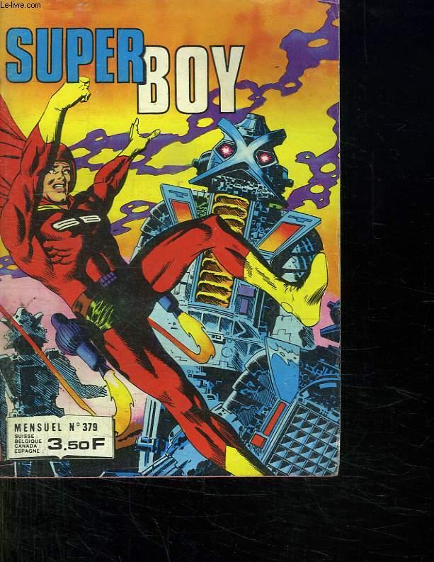 SUPER BOY N° 379.