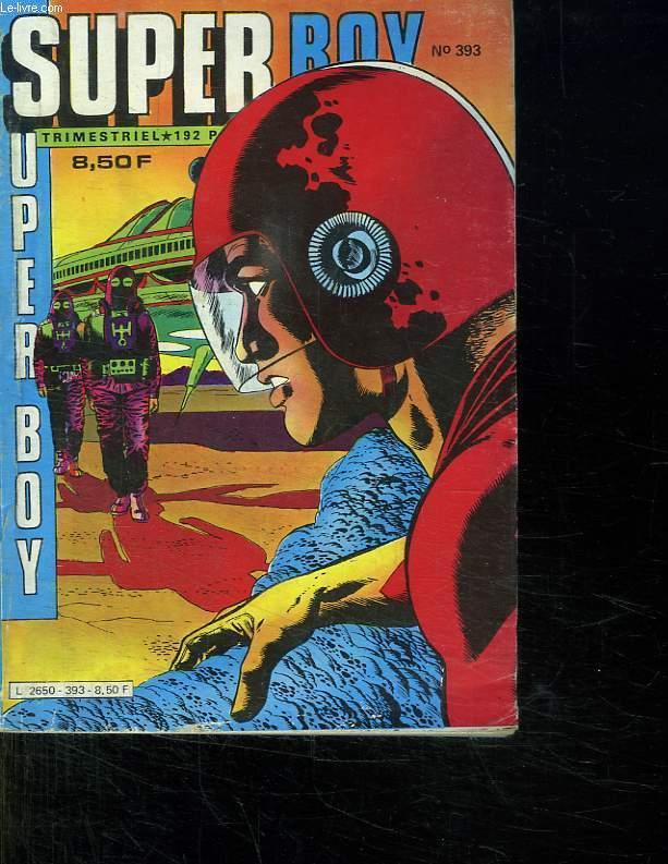 SUPER BOY N° 393.