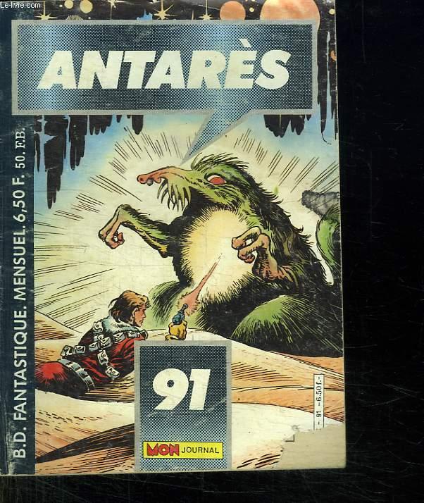 ANTARES N° 91. LE MAITRE DES OCEANS.