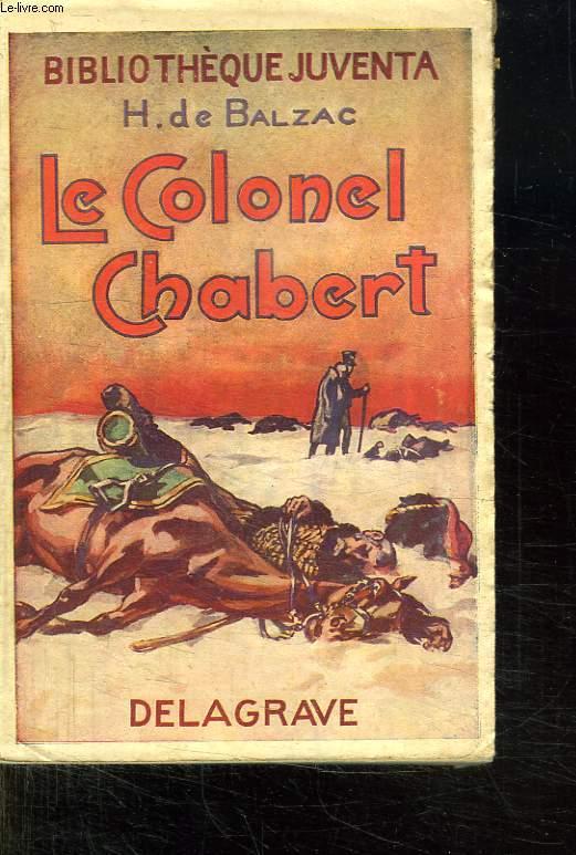 LE COLONEL CHABERT.