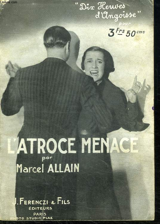 L ATROCE MENACE.