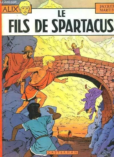LE FILS DE SPARTACUS.