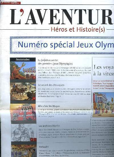L AVENTURIER JUIN 2004.