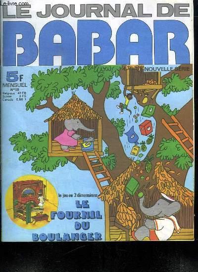 LE JOURNAL DE BABAR. N° 58