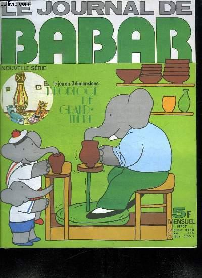 LE JOURNAL DE BABAR. N° 57.