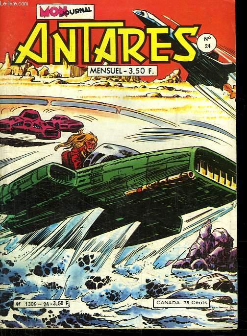 ANTARES N° 24. L OR DE KARTANG.