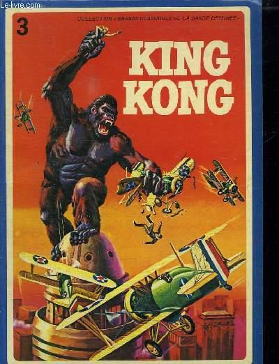 KING KONG N° 3.
