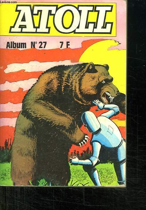 ATOLL. ALBUM N° 27. DU N° 107 AU N° 109.