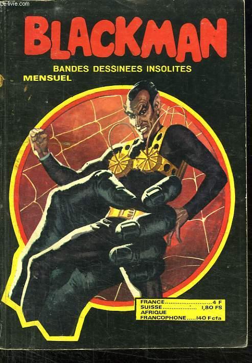 BLACKMAN. BANDE DESSINEE INSOLITES. N° 203