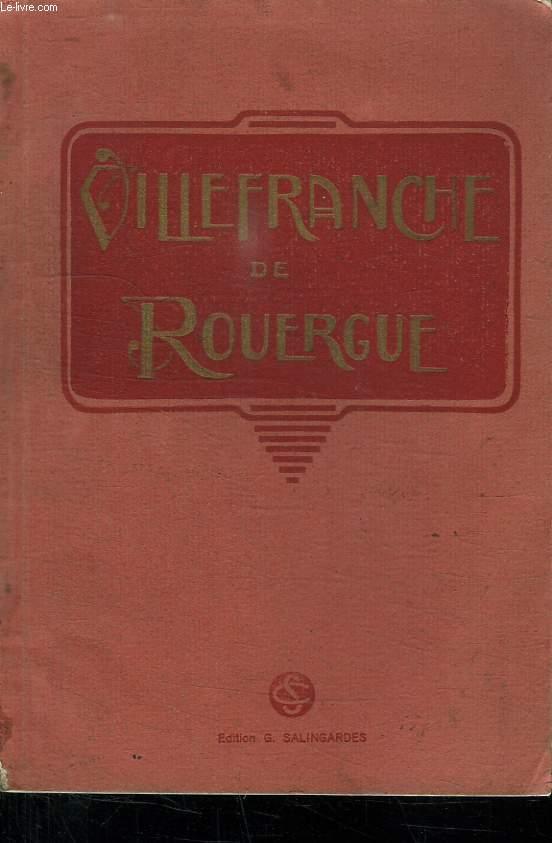 VILLEFRANCE DE ROUERGUE.