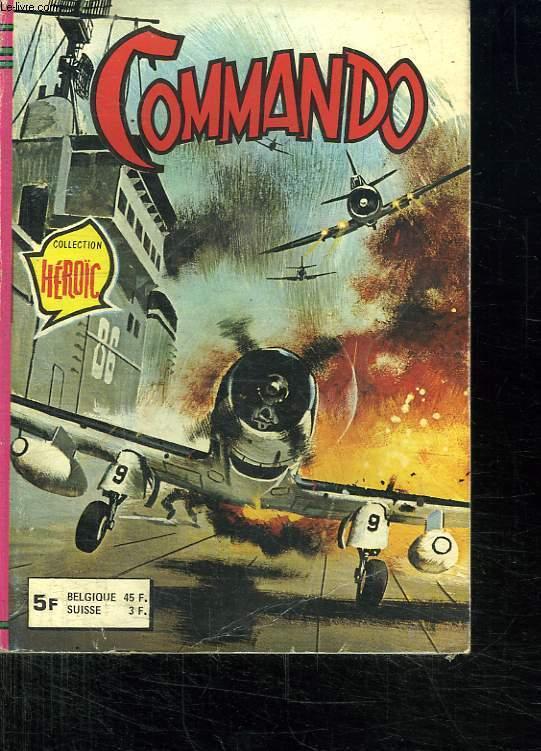 COMMANDO N° 543. DU N°241 AU N° 244.