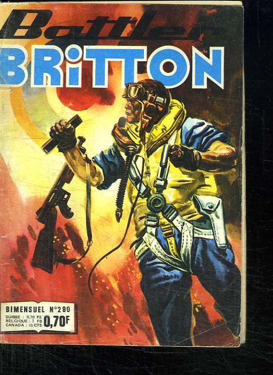 BATTLER BRITTON N°280.