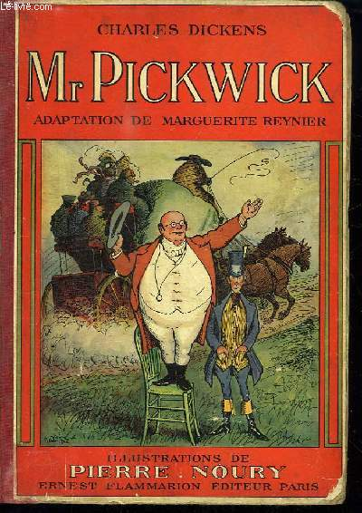 MR PICKWICK.