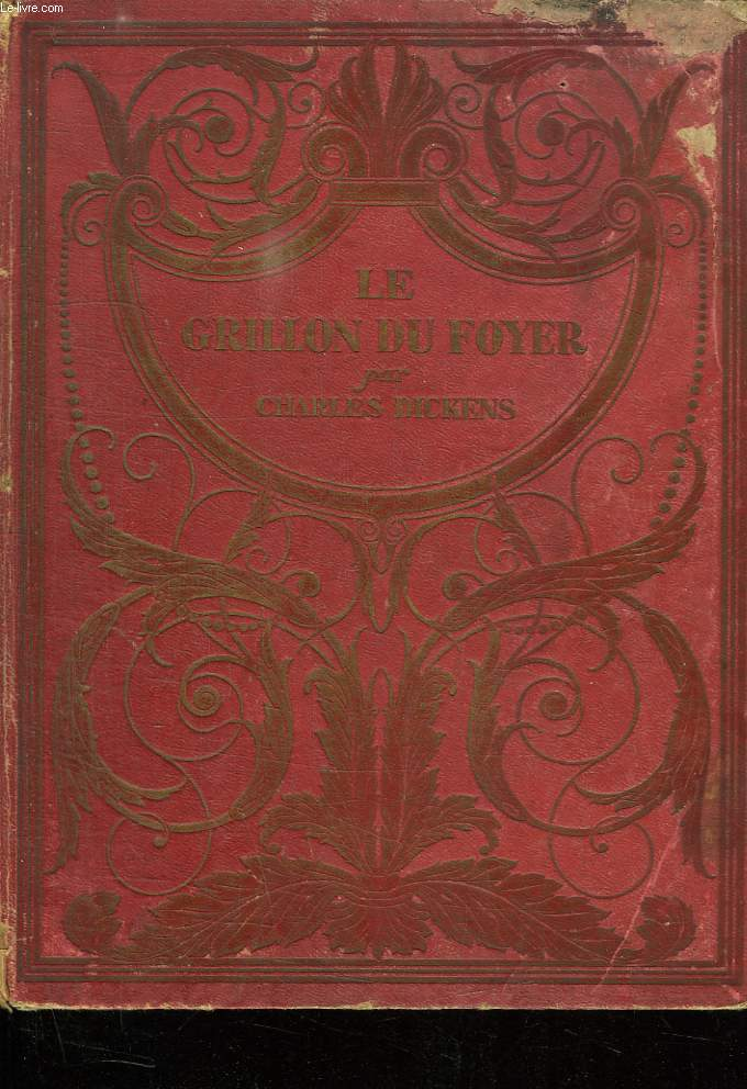 LE GRILLON DU FOYER.