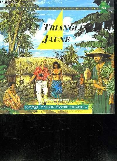 LE TRIANGLE JAUNE.