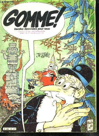 GOMME ! N° 11.