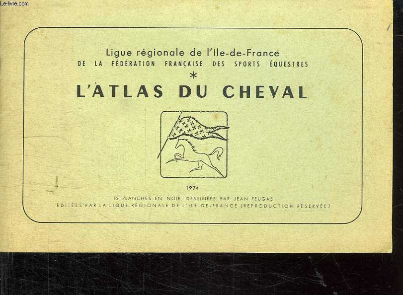 L ATLAS DU CHEVAL.