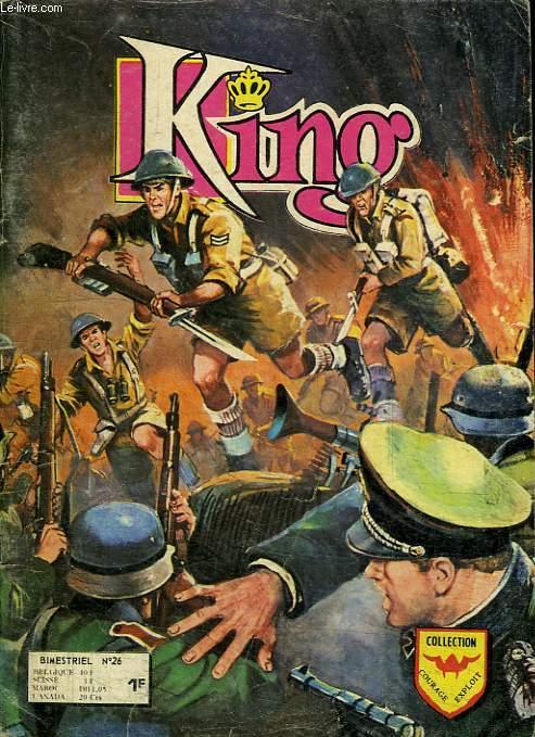 KING N° 26. A L OMBRE DE L ETNA.