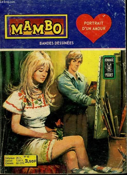 MAMBO N° 45. PORTRAIT D UN AMOUR.