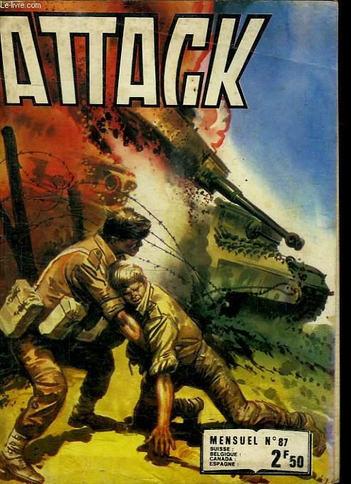 ATTACK N° 87. GUERRE DES CORSAIRES.