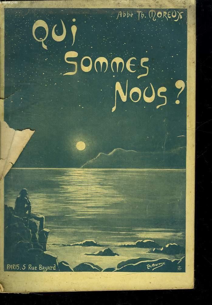 QUI SOMMES NOUS ?.