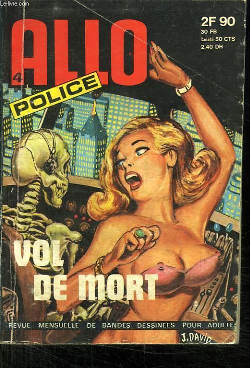 ALLO POLICE N° 4. VOL DE MORT.