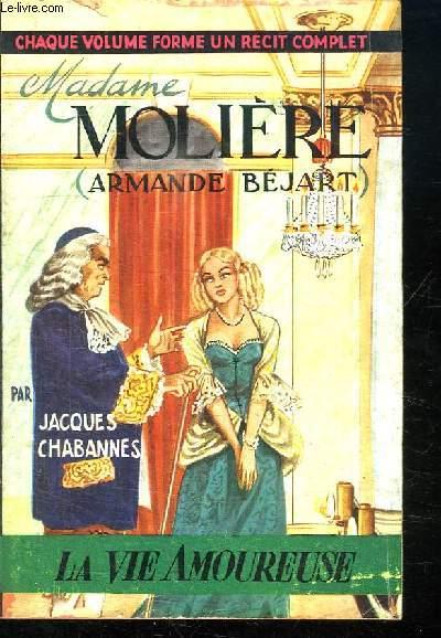 MADAME MOLIERE. BEJART ARMANDE.
