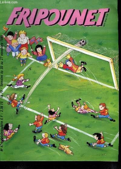 FRIPOUNET N° 47. DU 20 AU 27 NOVEMBRE 1985.