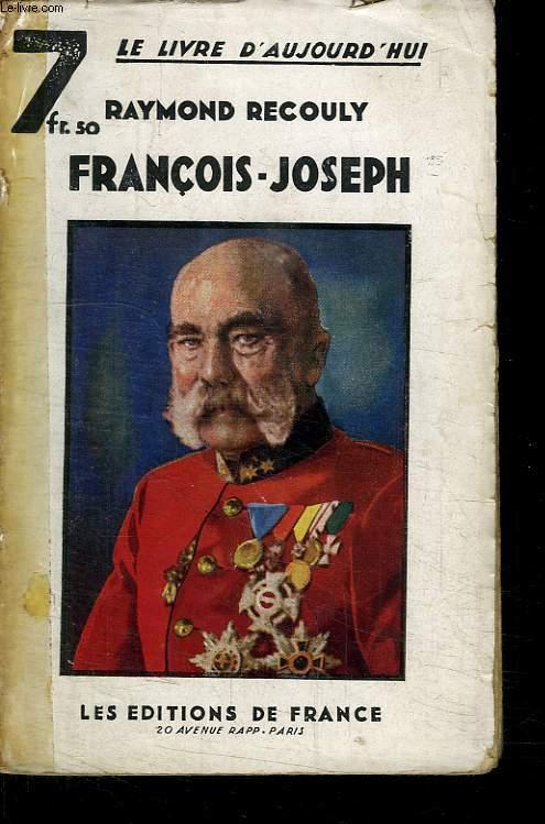 FRANCOIS JOSEPH.