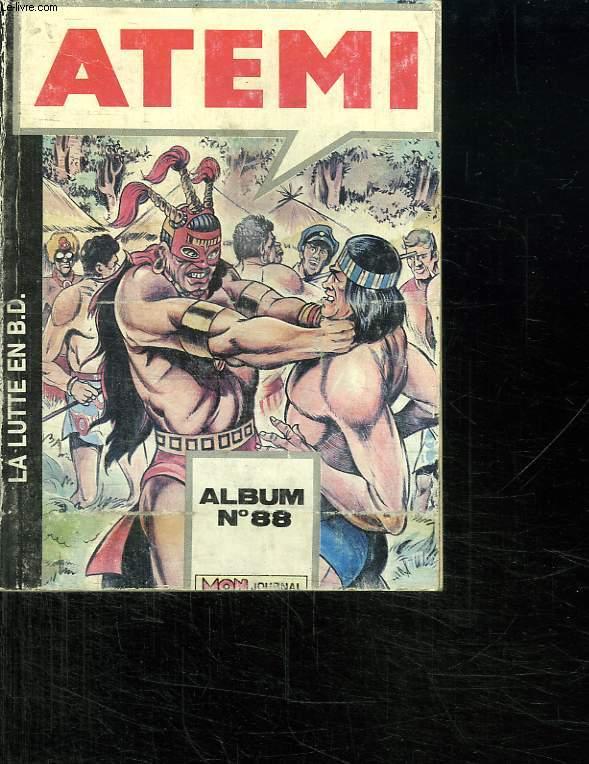 ATEMI ALBUM N°88.  N° 252 ET N° 270. ET UN N° TIPI 76.