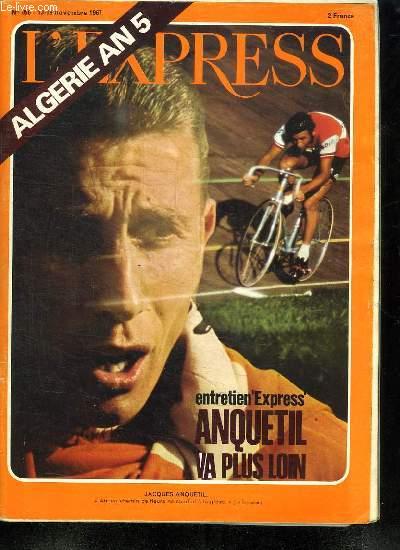 L EXPRESS N° 856. 13 - 19 NOVEMBRE 1967.