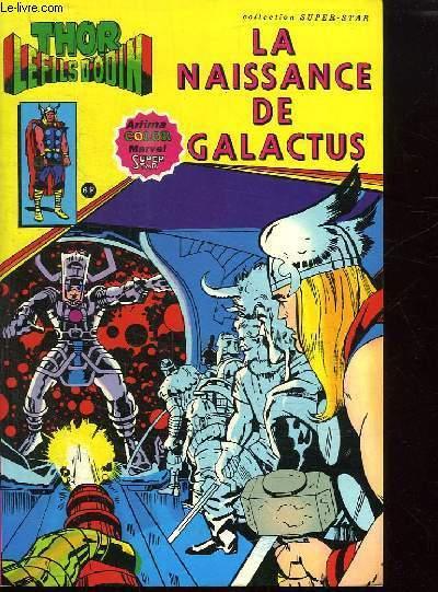 LE FILS D ODIN. LA NAISSANCE DE GALACTUS.