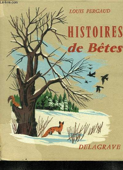 HISTOIRES DE BETES.
