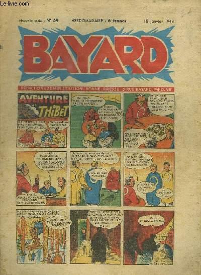 BAYARD N° 59. 18 JANVIER 1948.