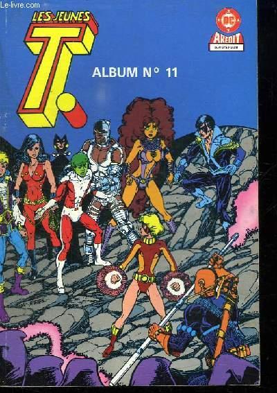 LES JEUNES T ALBUM N° 11. N° 13 ET 15.