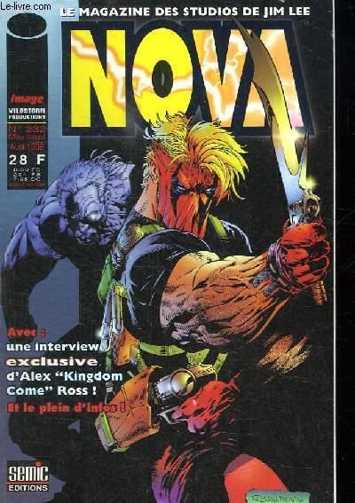 NOVA N° 232. AVRIL 1998.