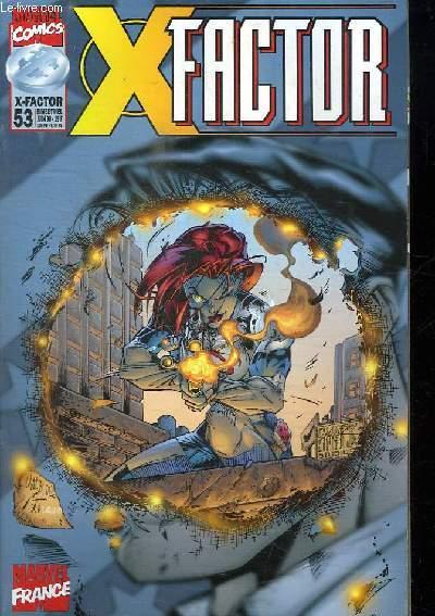 X FACTOR N° 53. JUIN 1998.