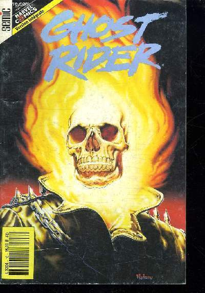 GHOST RIDER N °10. AMES PERDUES.