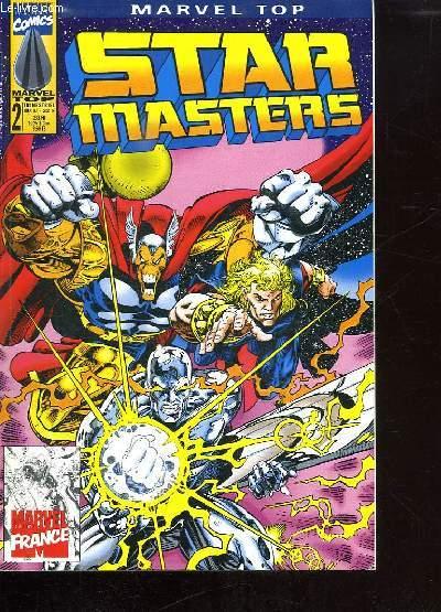 STAR MASTERS N° 2. JUIN 1997.