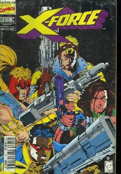 X FORCE N° 12. MACHINES DE GUERRE.