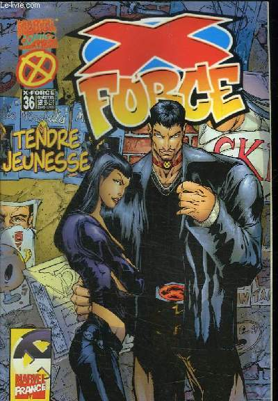 X FORCE N° 36. EAST SIDE STORY.