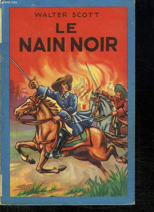 LE NAIN NOIR.