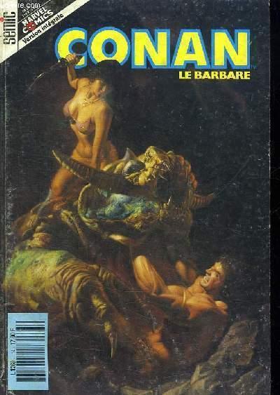 CONAN LE BARBARE N° 14. CONQUETE.