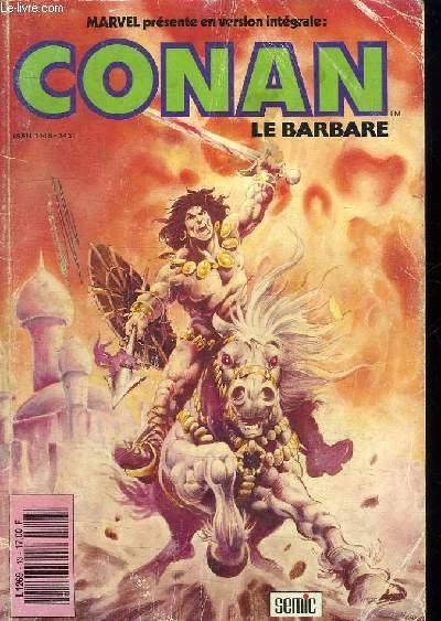 CONAN LE BARBARE N° 13. ARMADA.